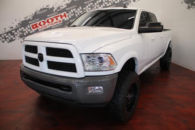 2015 RAM 2500 Mega Laramie