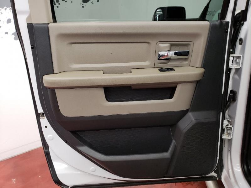 RAM 2500 SLT 2011 price $17,995