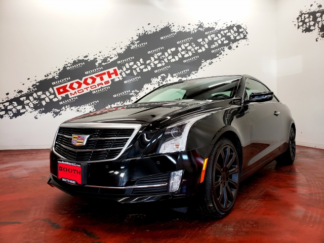 2015 Cadillac ATS-4 3.6L Performance Coupe AWD