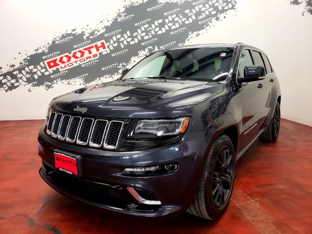 2014 Jeep Grand Cherokee SRT-8 4WD