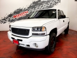 GMC Sierra 1500 SLE Extended Cab 4WD 2005