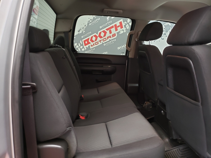 GMC Sierra 3500HD 2012 price $21,495