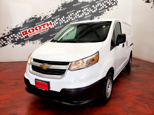 2015 Chevrolet City Express LT Cargo Van