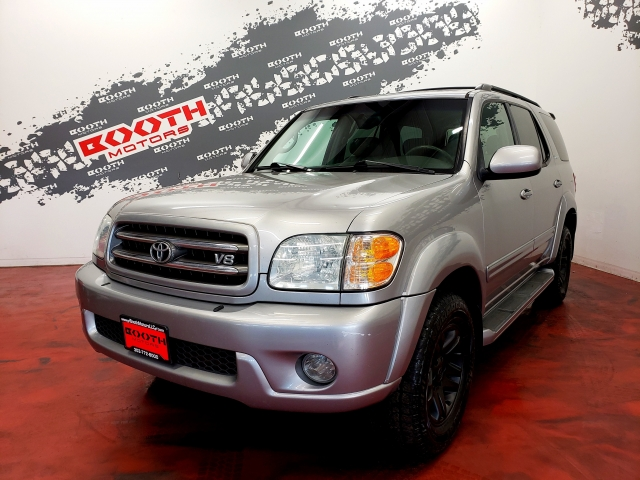 2003 Toyota Sequoia Limited V8 4WD