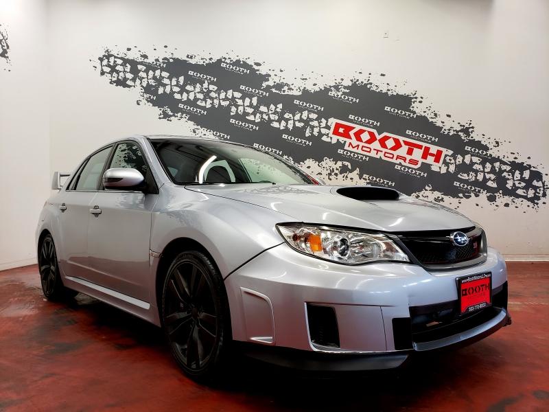 Subaru WRX STI Premium 2013 price $20,495