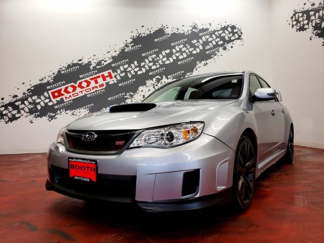 2013 Subaru WRX STI Premium