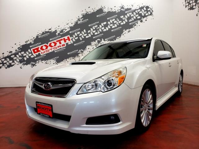 2010 Subaru Legacy GT Limited