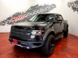 Ford F-150 SVT Raptor SuperCrew 4WD 2012