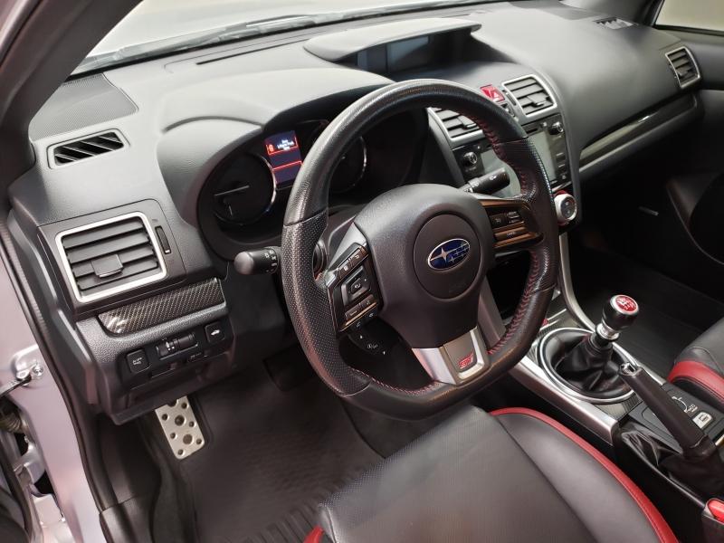Subaru WRX STI Limited 2017 price $28,495