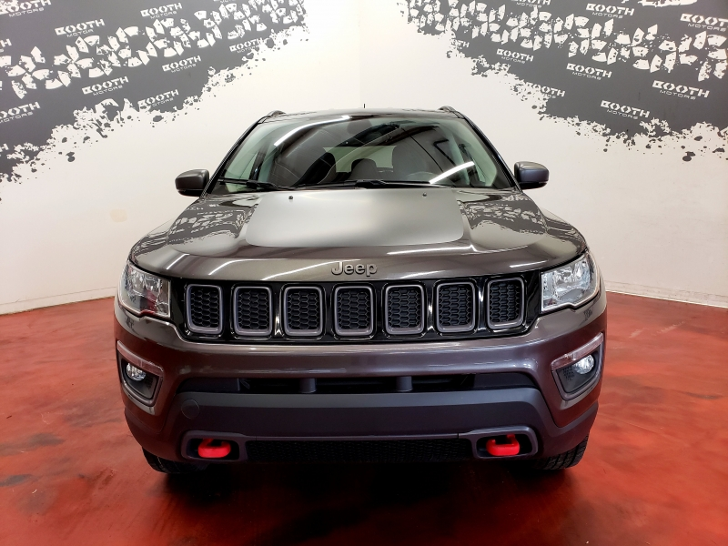 Jeep Compass Trailhawk 4WD 2019 price $19,995