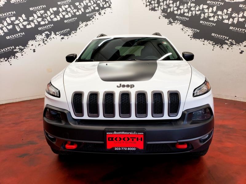 Jeep Cherokee Trailhawk 4WD 2015 price $17,995