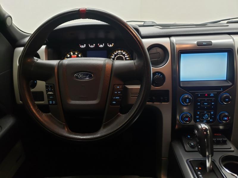 Ford F-150 Raptor SVT SuperCrew 4WD 2014 price $39,495