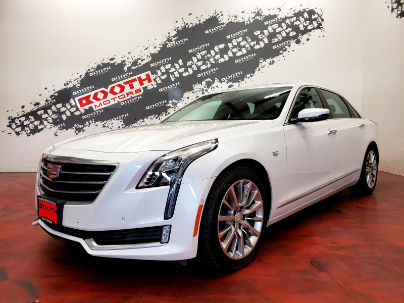Cadillac CT6 Luxury 3.6L AWD 2016 price $28,995