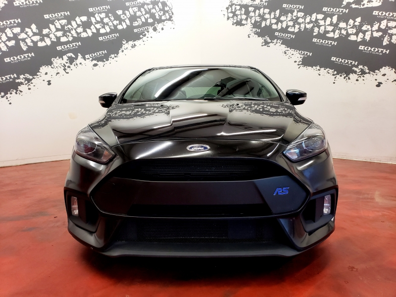 Ford Focus RS AWD 2016 price $28,995