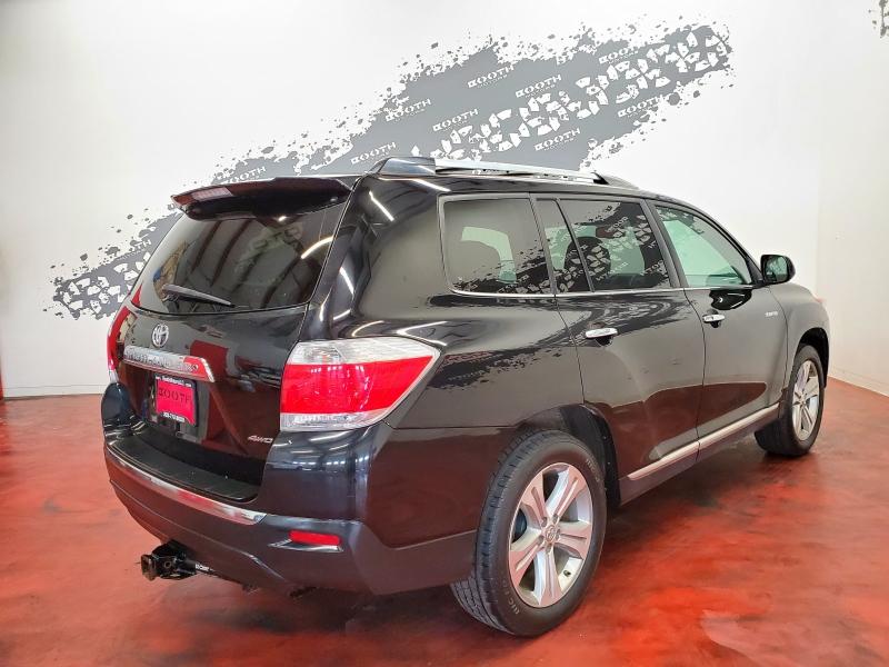 Toyota Highlander Limited 4WD 2013 price $14,995
