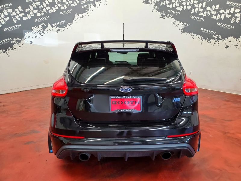 Ford Focus RS AWD 2016 price $27,995
