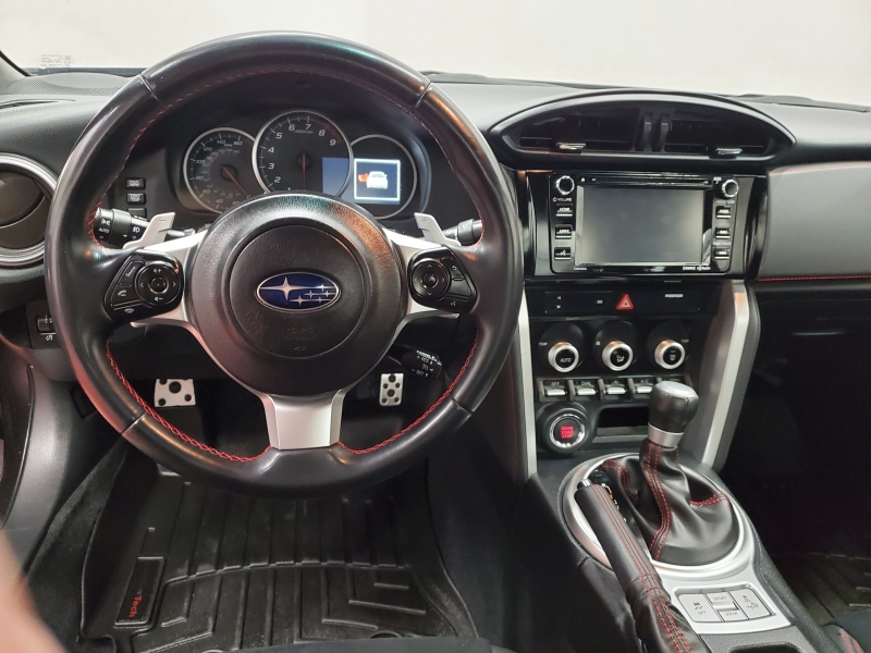 Subaru BRZ Limited 2017 price $22,495