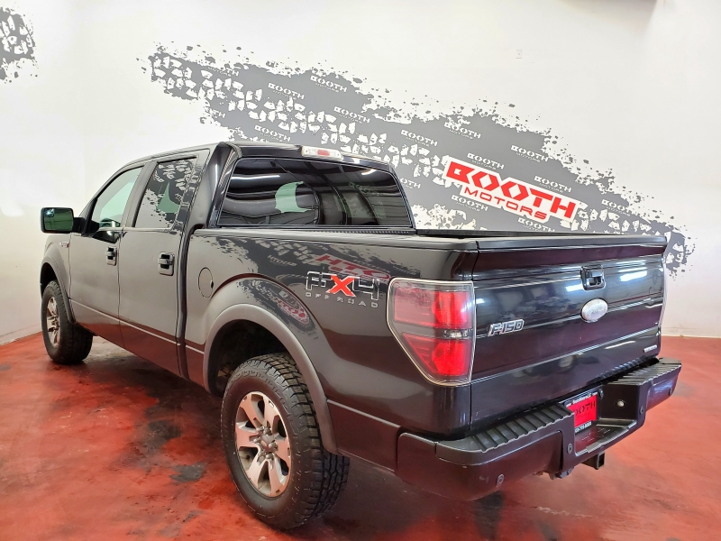 Ford F-150 FX4 SuperCrew 4WD 2011 price $10,995