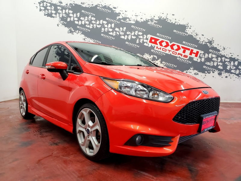 Ford Fiesta ST 2015 price $14,995