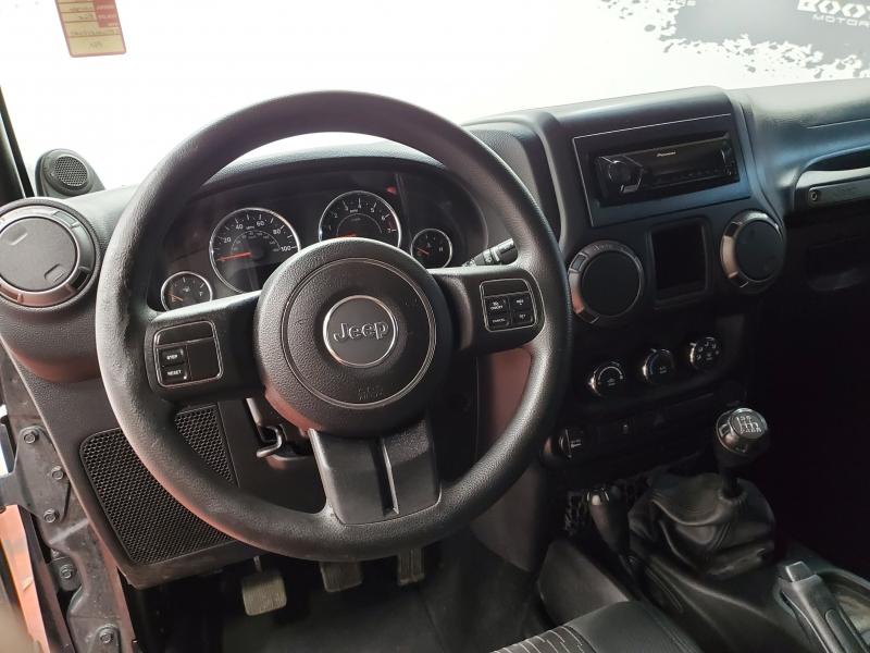 Jeep Wrangler Sport 4WD 2012 price $14,995