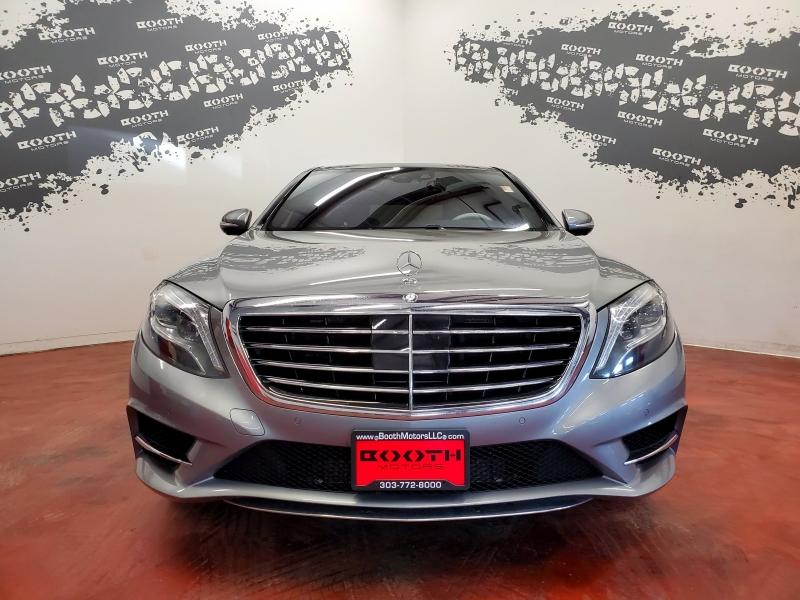 Mercedes-Benz S 550 4Matic Sedan 2014 price $35,995