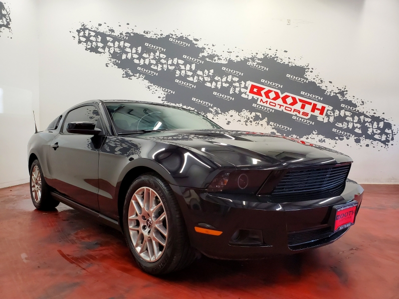 Ford Mustang Premium Coupe 2012 price $10,995