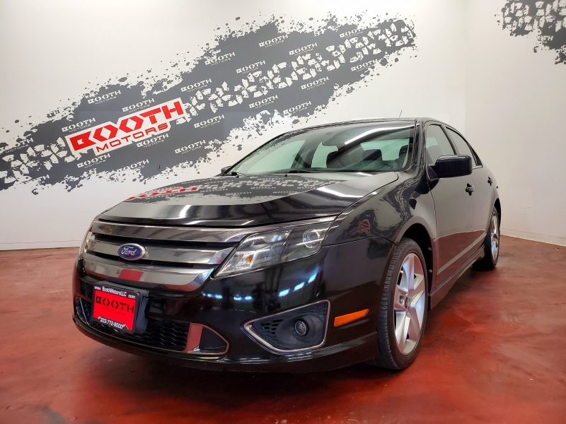 Ford Fusion Sport AWD 2012 price $7,995