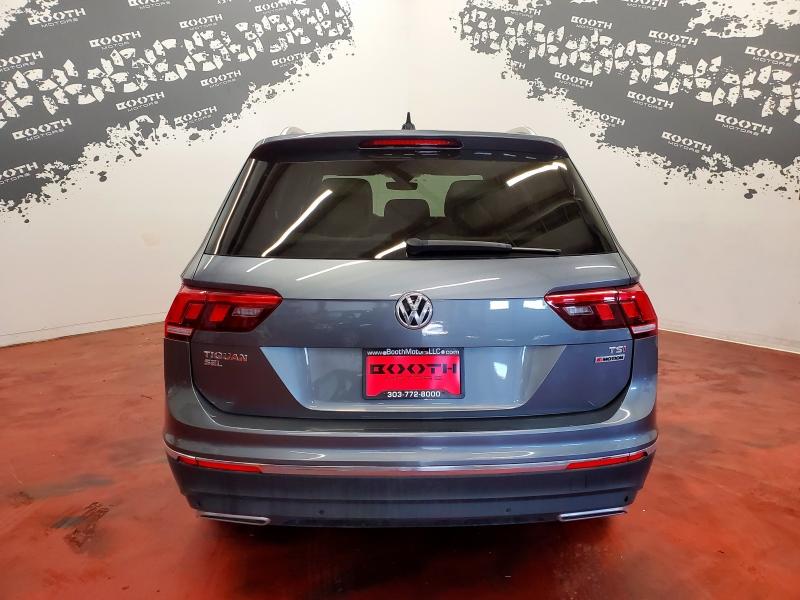 Volkswagen Tiguan SEL Premium 4MOTION 2018 price $25,995