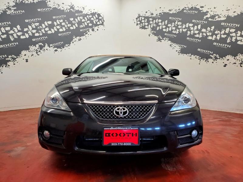 Toyota Camry Solara SE Convertible 2008 price $7,995