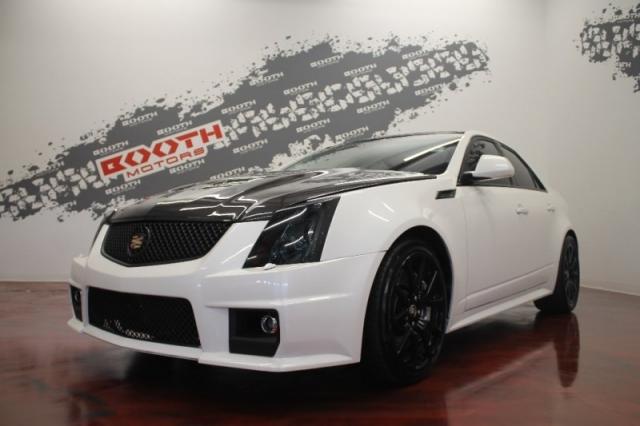 2009 Cadillac CTS-V Sedan w/Navigation Automatic!