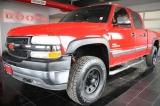 Chevrolet Silverado 2500HD Diesel Crew Cab 2002