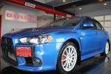 Mitsubishi Lancer Evolution GSR 2011