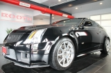 Cadillac CTS-V Coupe 2012