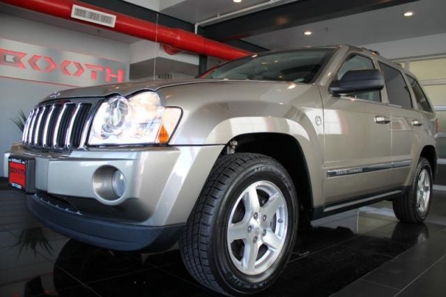 2005 Jeep Grand Cherokee Limited V8