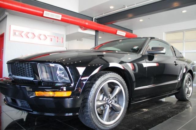 2008 Ford Mustang GT Bullitt
