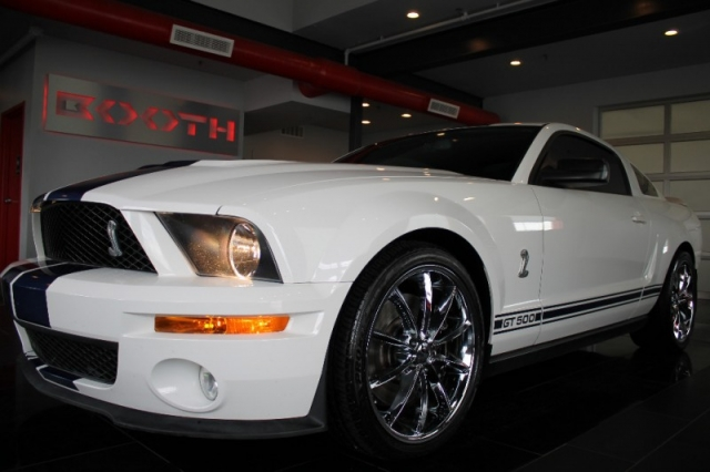 2007 Ford Mustang GT 500 Coupe