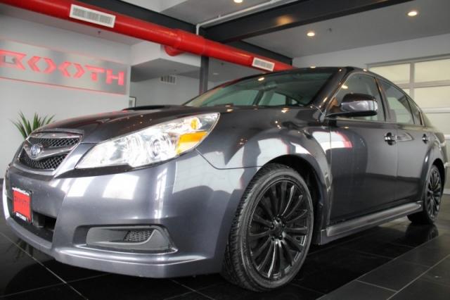 2010 Subaru Legacy GT Limited!