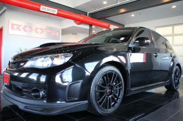 2010 Subaru Impreza Wagon WRX STI