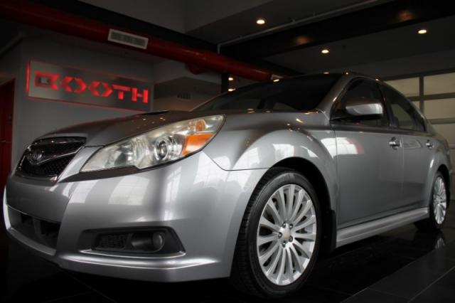 2010 Subaru Legacy GT Premium