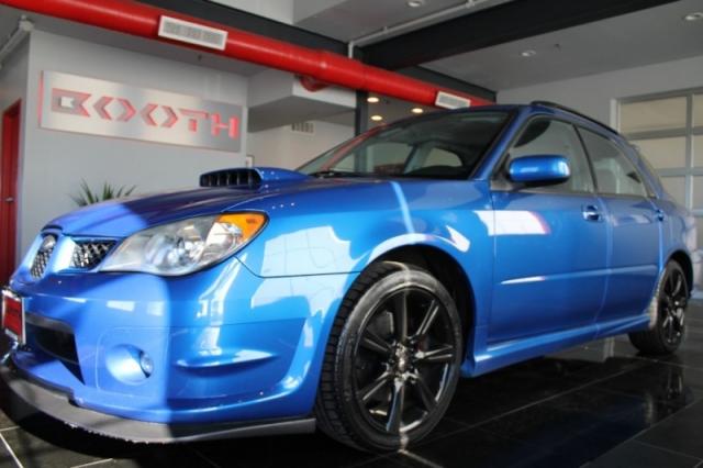 2006 Subaru Impreza WRX Wagon Limited!