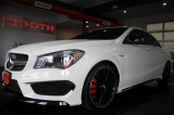 Mercedes-Benz CLA45 AMG 4MATIC 2014
