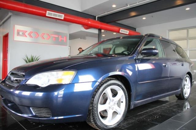 2007 Subaru Legacy Wagon Limited