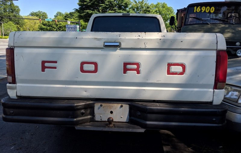 Ford F-150 1991 price $4,500