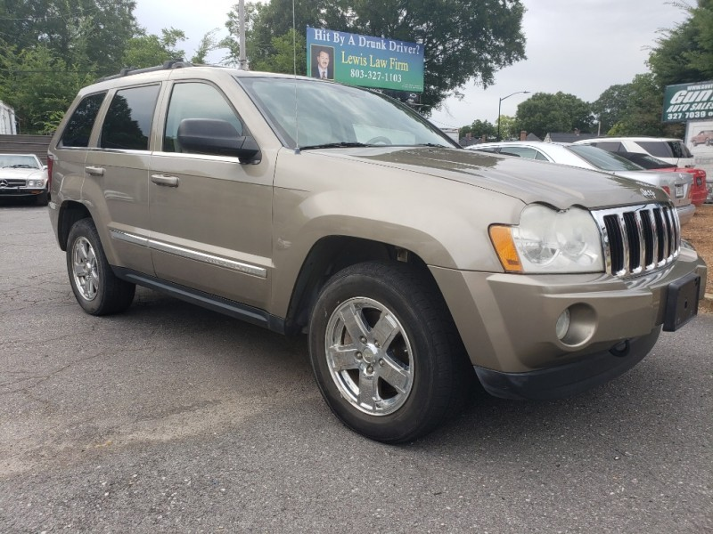 Jeep Grand Cherokee 2005 price $6,500