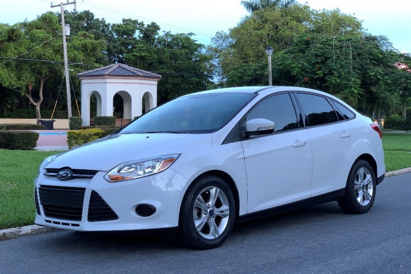 Ford Focus 2013 price $7,599
