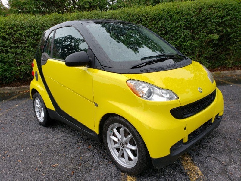 Smart fortwo 2008 price $4,900