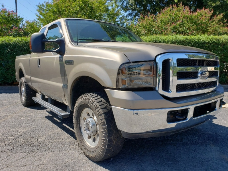 Ford Super Duty F-250 2007 price $10,500