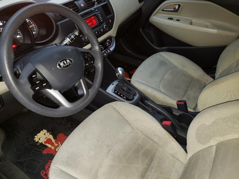 Kia Rio 2013 price $6,500