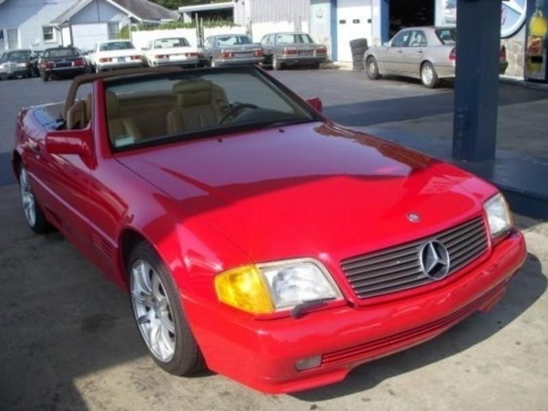 Mercedes-Benz SL-Class 1991 price $16,900