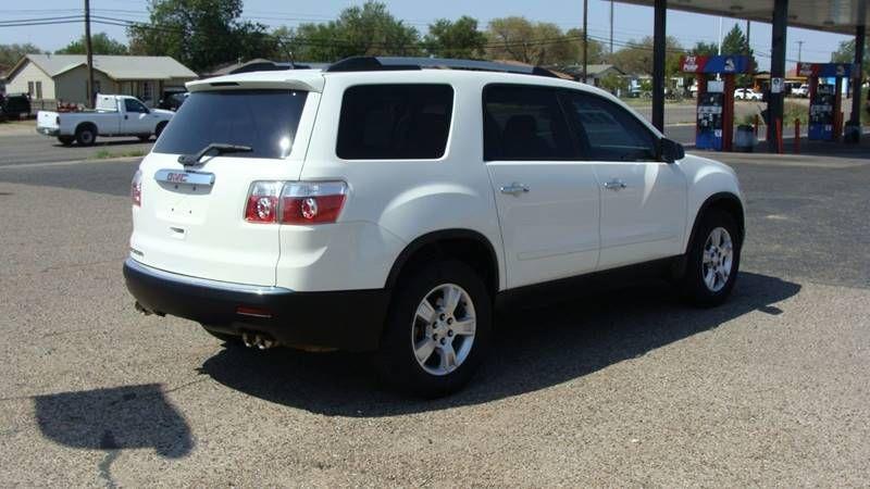 GMC ACADIA 2010 price $12,995